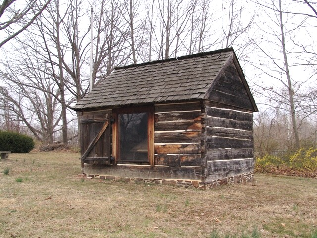 Gloucester county nj swedesboro and woolwich history for Colonial log homes